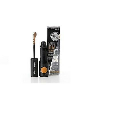 Maybelline Fashion Brow Mascara 24h Coloring Brown 7.7 ML-03 HAZEL for Brow