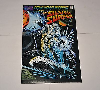 MARVEL COMICS Cosmic Powers Unlimited SILVER SURFER #1 (May 1995)