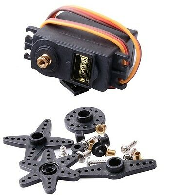 MG995 RC Servo Metal Gear High Speed Torque of Airplane Helicopter Car Boat