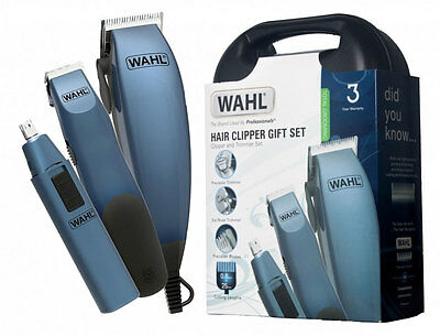 Wahl Grooming Gift Set Clipper, Trimmer and Ear Trimmer - 79305-2817