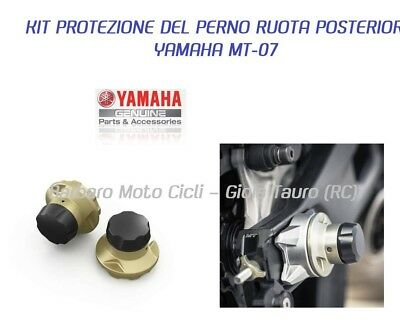 PROTEZIONI FORCELLONE R/&G TAMPONI ASSE RUOTA SS0037BK
