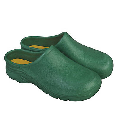 Briers Traditional Garden Clogs Pvc Wellies Gardening Shoes Size 10 B2100