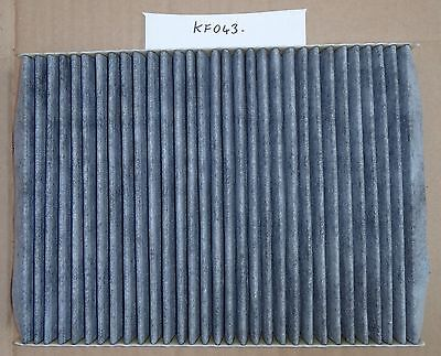 Activated Carbon Pollen Filter Fits Vw Bora, New  Beetle Inc Cabrio, Golf Mk4