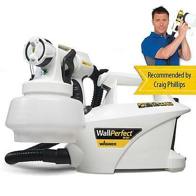 Wagner WallPerfect W665 I-SPRAY Paint Sprayer System for Home Use