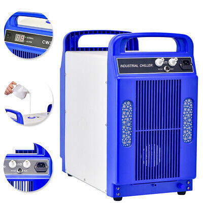 CW-3000 Thermolysis Industrial Water Chiller for 60/80W CO2 Glass Tube Good Item