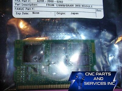 Fanuc A20B-3900-0282 From Module R-30Ia 128Mb/Sram 3Mb New In Package