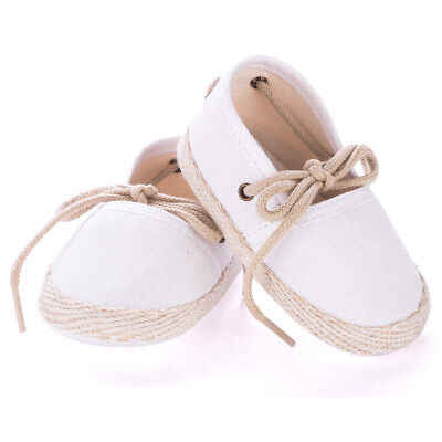 NEW Mon Petit Chausson Dictine White Shoes 3-6 Months