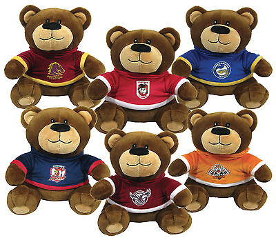 NRL Bear Doorstop - Priced to sell