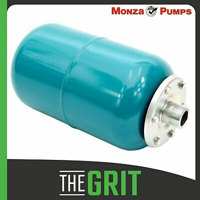 Monza Pressure Tank Water Pump Accumulator 4L Heavy Duty