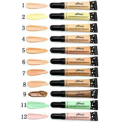 BB Cream Beauty High Definition Liquid Concealer Makeup Base Cover Foundation