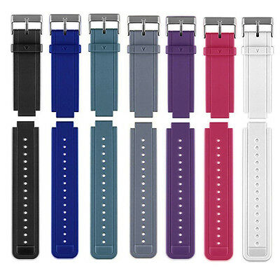 Replacement Wristband Silicone Watch Band Strap for Garmin Vivoactive Bracelet