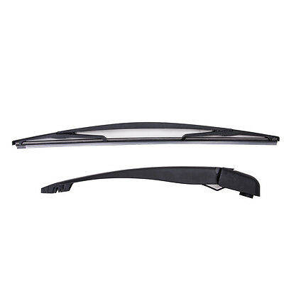 Rear Window Wiper Arm Blade For Vauxhall Corsa C MKII MK2 Hatchback 2000 to 2006