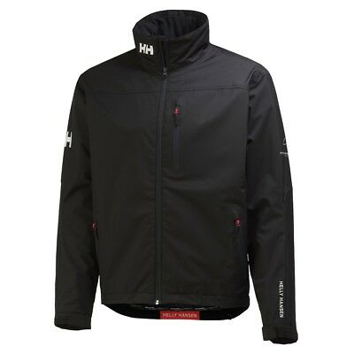 Helly Hansen Crew Midlayer Jacket Black