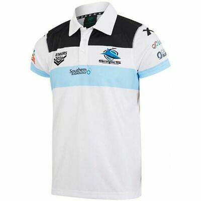 Cronulla Sharks 2016 NRL Premiers Polo Shirt 'Select Size' S-5XL IN STOCK !!!!!