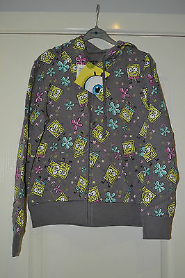 Spongebob Squarepants Hoodie. Brand New. Cool. Small Adult or Large Child's