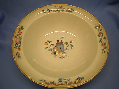 International China, Heartland Pattern, Round Vegetable Bowl
