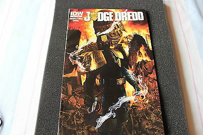 Judge Dredd #24 IDW Comic New Mint Magazine Daniel Swierczynski