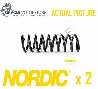 2 x NEW NORDIC REAR COIL SPRING PAIR SPRINGS OE QUALITY REPLACEMENT - CS282016