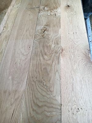 "Kiln Dried PLANED OAK Boards / Hardwood Timber Planks / ALL SIZES  1"" thick"