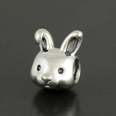 Authentic Genuine Pandora Sterling Silver Remarkable Rabbit Charm - 791838