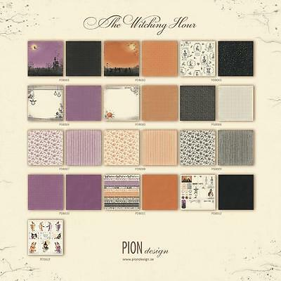 Pion Design - The Witching Hour Collection Pick From Dropdown