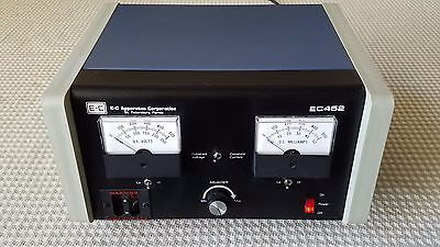 E-C Apparatus EC452 Lab Electrophoresis Regulated High Voltage Power Supply
