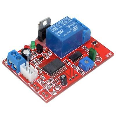 12V Voice Control Delay Switches Voice Activated AC 220V Delay Relay Module