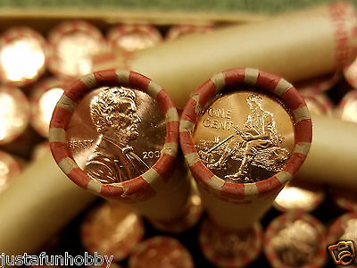 2009 -P LP2 Lincoln Penny Cent Formative Year 1 BU Head's/Tail's roll