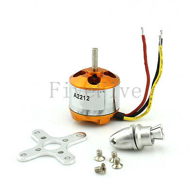 Airplane A2212 Brushless Outrunner Motor For RC Quad Copter Aircraft