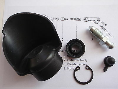 SAAB 95 96 V4 Sonnet NEW clutch slave cyl repair kit 2t