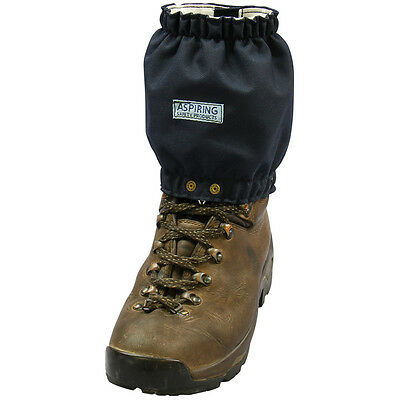 Canvas Ankle Gaiters