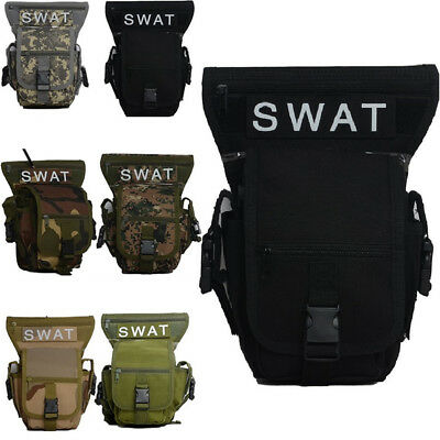 New Military Leg Pouch BL010 Outdoor Travel Utility Fishing Bag Thigh Holster