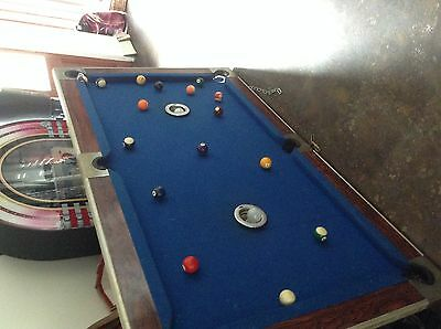 Unique Pool Table Lighting