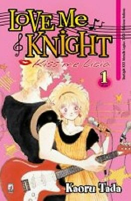 Love Me Knight 1/7 Serie Completa Edizioni Star Comics