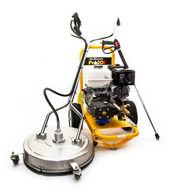 The Slipstream Pro 20 X - Patio & Paving Cleaning Package