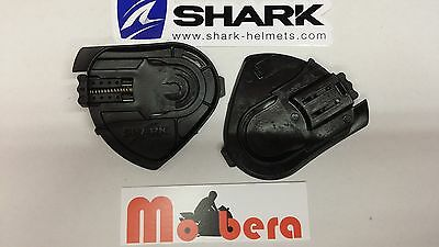 Shark Visiermechanik S600 S700 S800 S900 + Open Line Original Visier  Raster