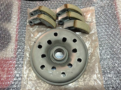 Set Bell+ Clutch Honda Silverwing 600 Drum Sw600 C