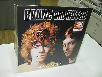 David Bowie And Hutch Bronze Vinyl Lp Limited Edition