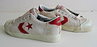 Vintage 70s Converse Pro Court Oxford Chuck Taylor All Star Shoes Size 6 wm 7.5