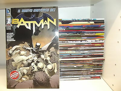 Batman 1/50 New 52-Rw Lion-Sequenza Completa-Prima Edizione---F27