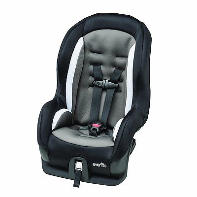 Evenflo Tribute Sport BABY CAR SEAT, Lightweight Convertible CAR SEAT, Maxwell