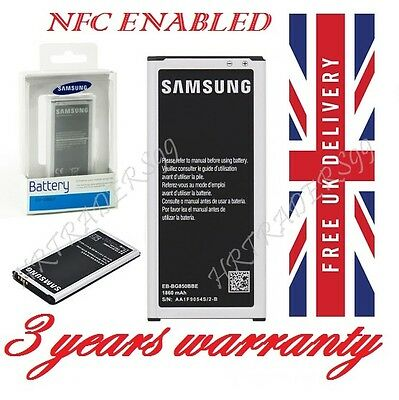 New 100% Genuine Original Samsung Battery for Samsung Galaxy Alpha SM-G850F NFC