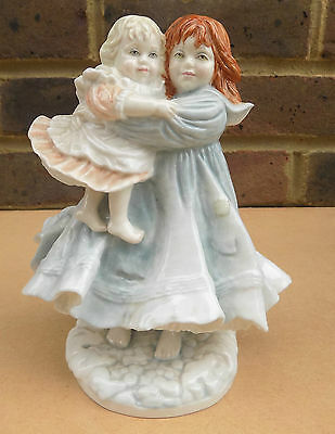 ROYAL WORCESTER Limited Edition Figurine - Love
