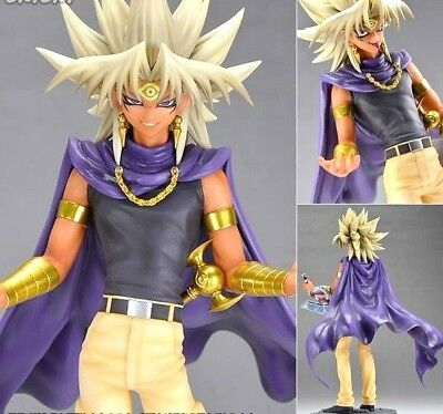 Kotobukiya Yu-Gi-Oh! Duel Monsters Yami Marik Ishtar Figure Dark F/S Japan USED