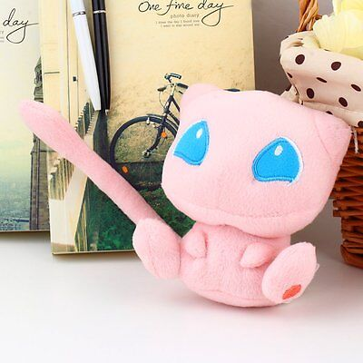 Nintendo Rare Mew Plush Doll Toy Gift Stuffed Animal Game Collect new OY