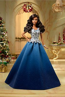 2016 Holiday Barbie African ~ The Peace Hope Love Edition ~ NIB ~ FAST SHIPPING!