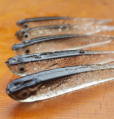 Soft plastics Fishing lure Bream Bass Trout Redfin whiting snapper 7.5cm 5pcs