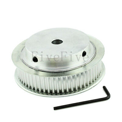 HTD 5M-60T-21mm Pitch 5mm Timing Belt Drive Pulley 60 Teeth CNC 8mm---20mm Bore