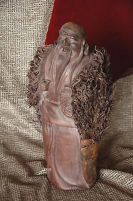 Old Chinese Bamboo Root Carving …beautiful collector's piece