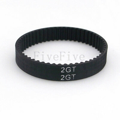 3D Printer GT2 Timing Belt Loop Closed 6mm Width 110/130/140/150/160/180/190-2GT